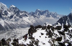 Everest Gokyo Cho La Pass